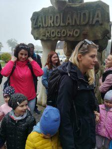 wycieczka do Zaurolandii